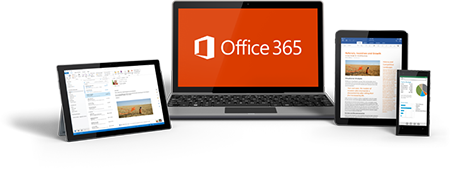 Office 365 CSP op alle apparaten