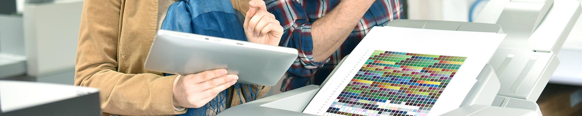 HP Smart Printing Services contracten