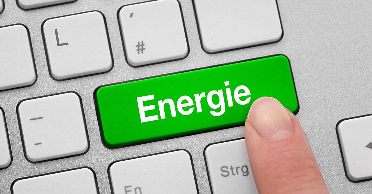 Energiezuinige computers, monitoren en printers