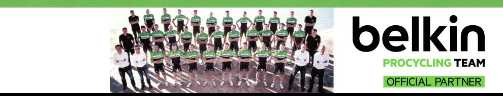 ACES Direct helpt Belkin Pro Cycling Team ambities waar te maken