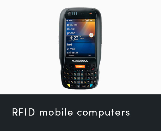 rfid mobile computers