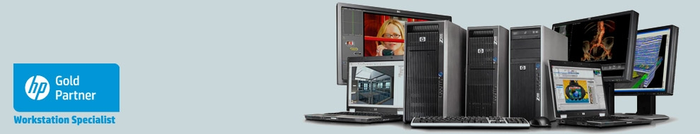 HP Z Desktop Workstations