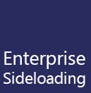 Enterprise Sideloading
