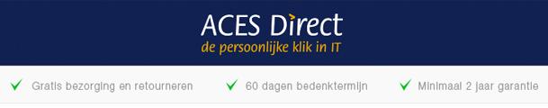 Ga naar de ACES Direct website